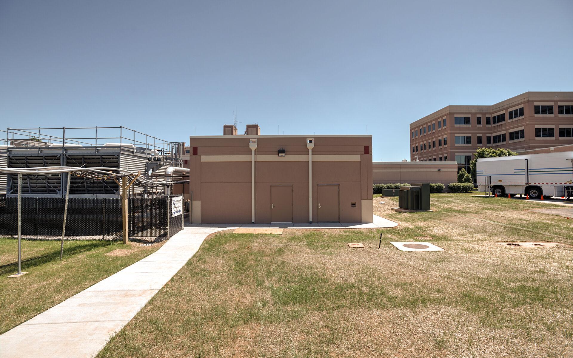 Master Plan Utility Upgrades - Greenview Regional Hospital