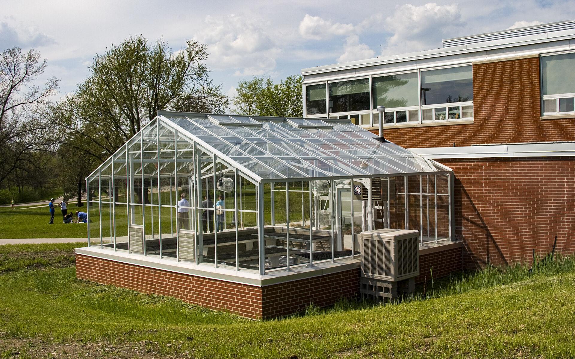 Resch Science & Technology Hall - Graceland University