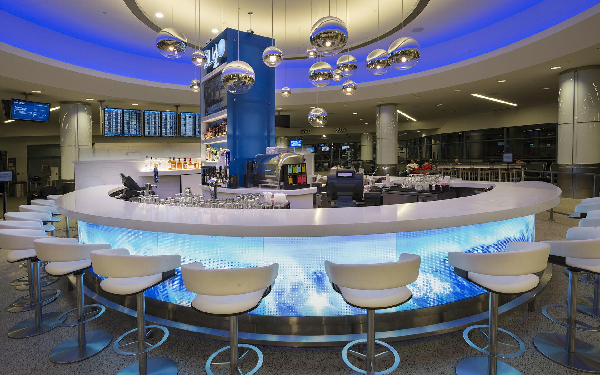 Blu2o Concession - LAX Terminal 6