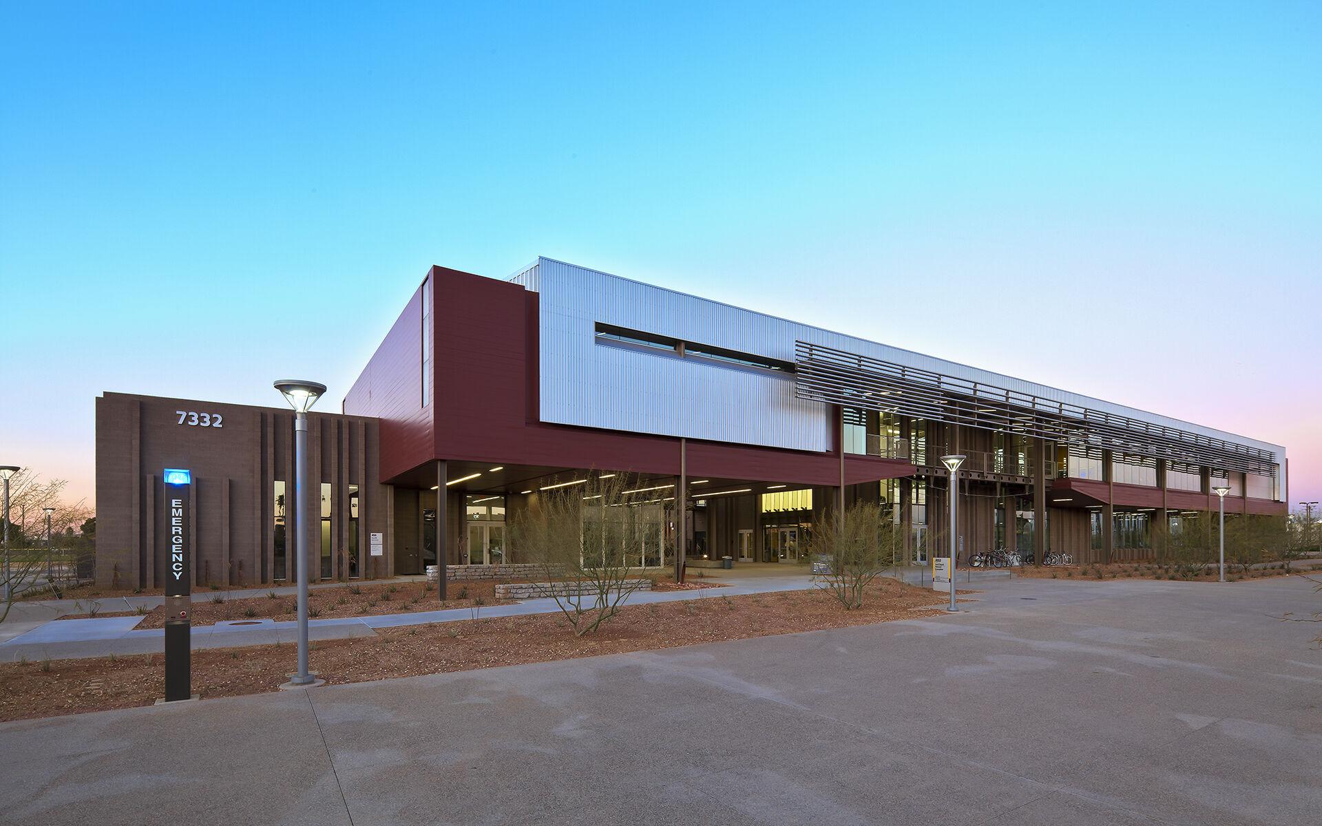 Sun Devil Fitness Complex - Polytechnic Campus Commissioning - Arizona State University