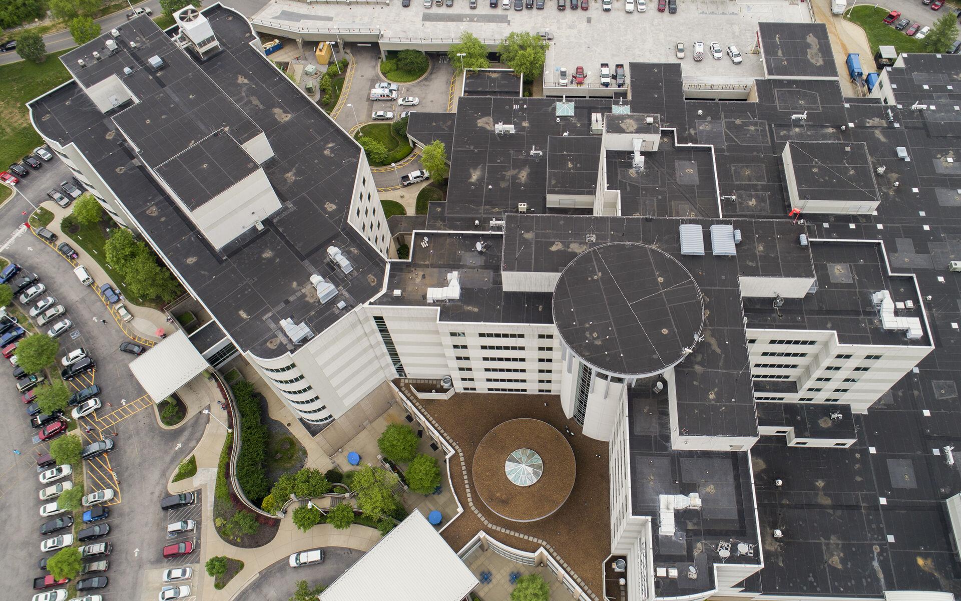 AHU Modification - TriStar Skyline Medical Center