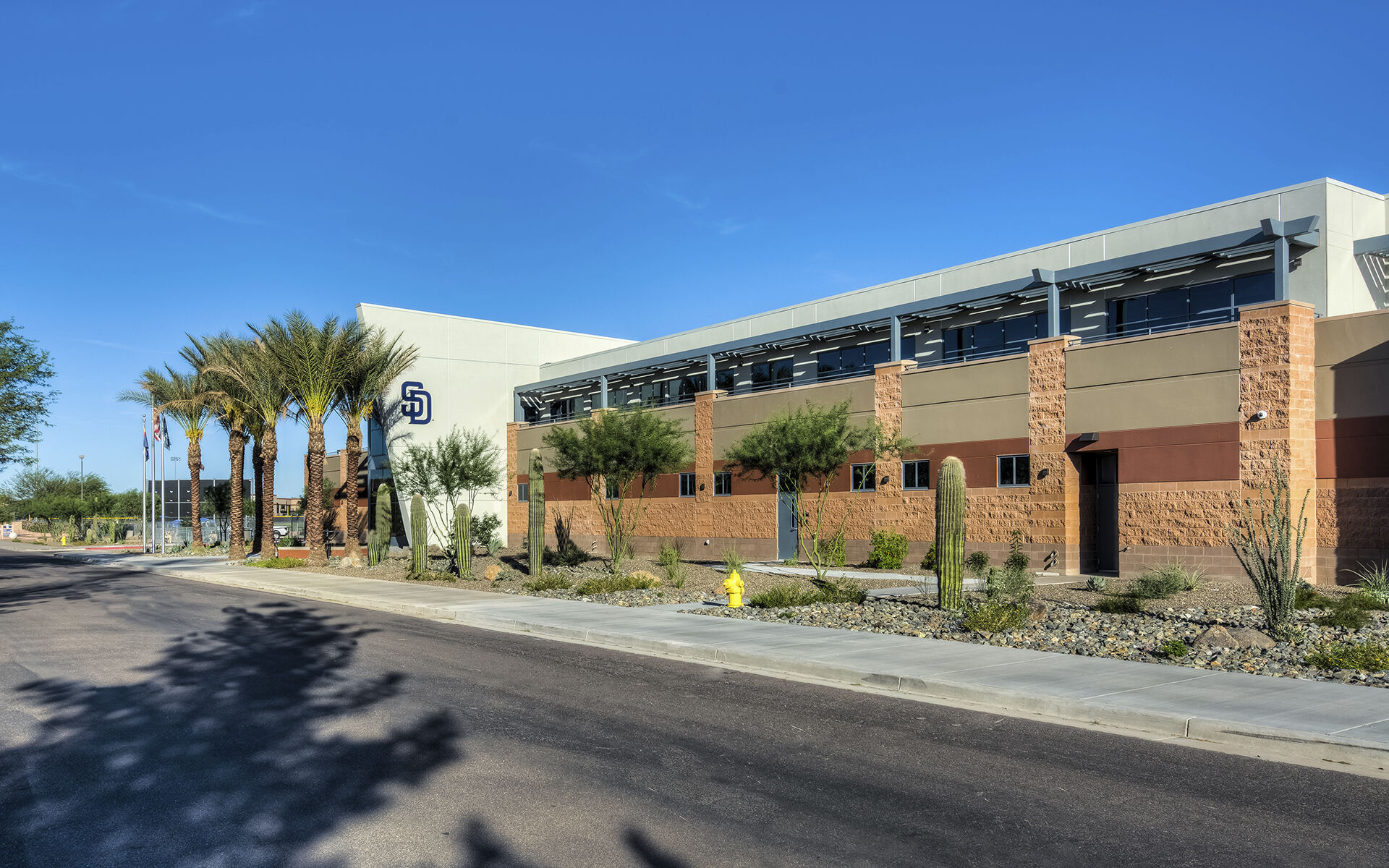Peoria Sports Complex Spring Training Facility - San Diego Padres & Seattle Mariners