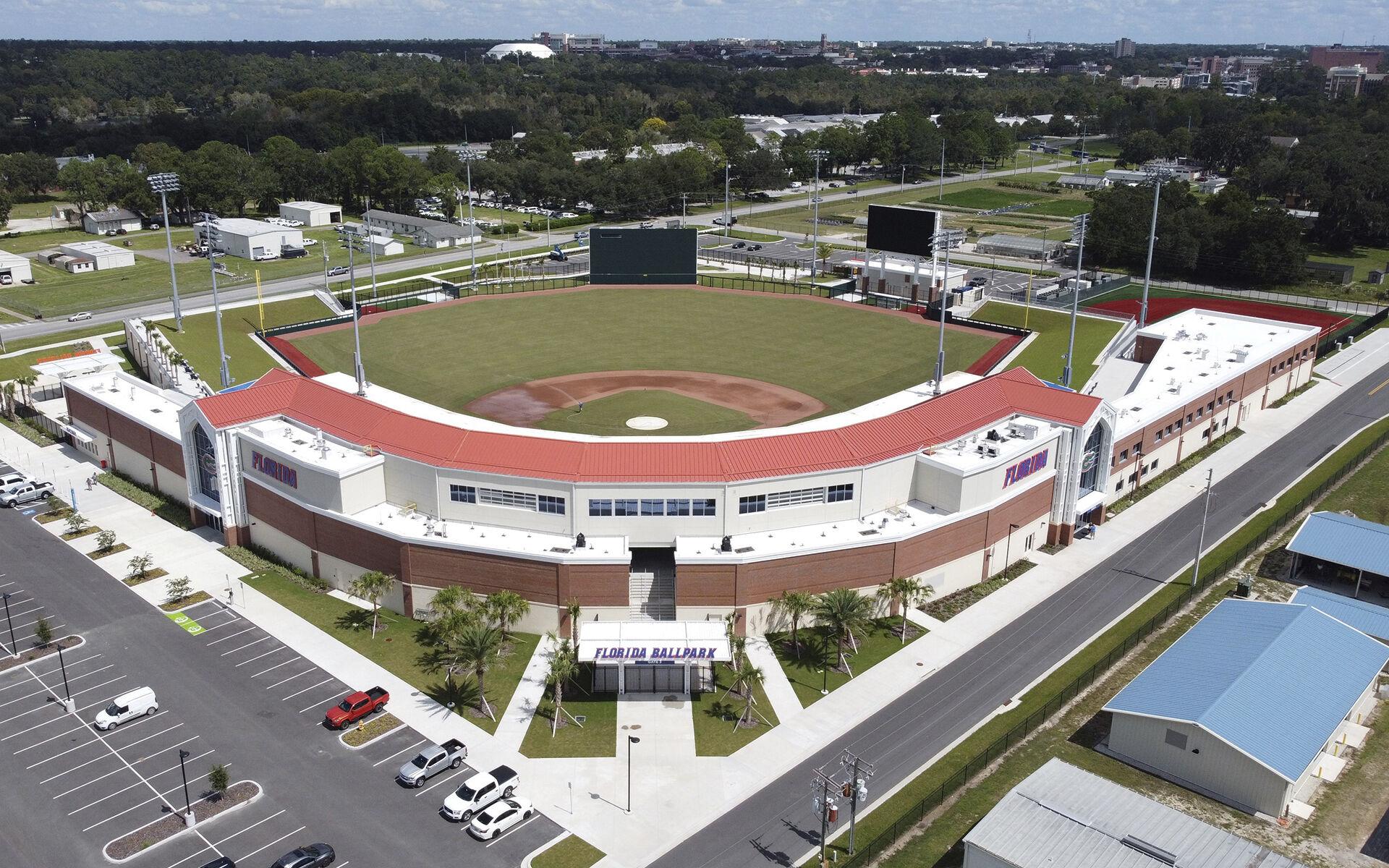 Florida Ballpark - University of Florida