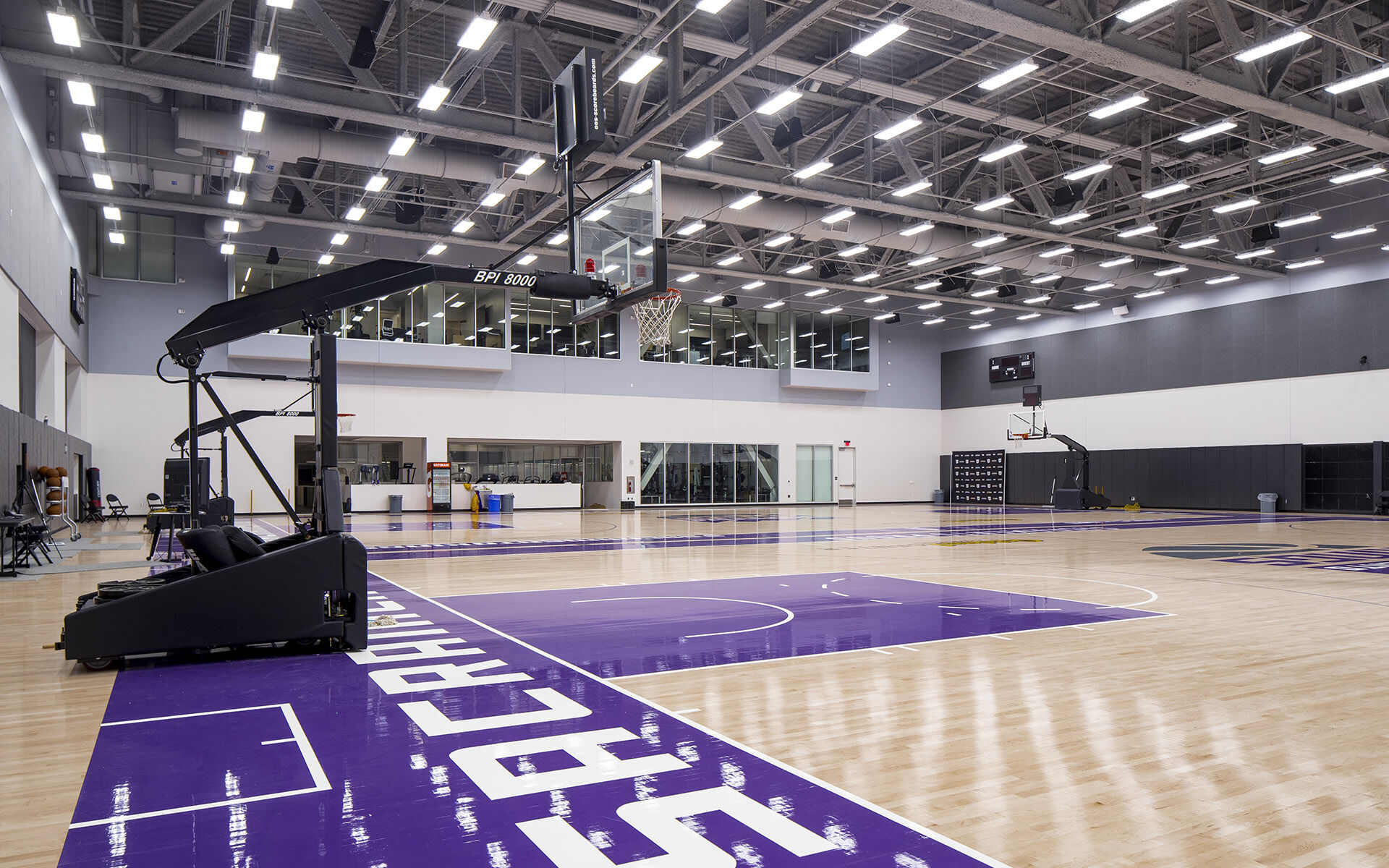 Golden 1 Center & Practice Facility - Sacramento Kings