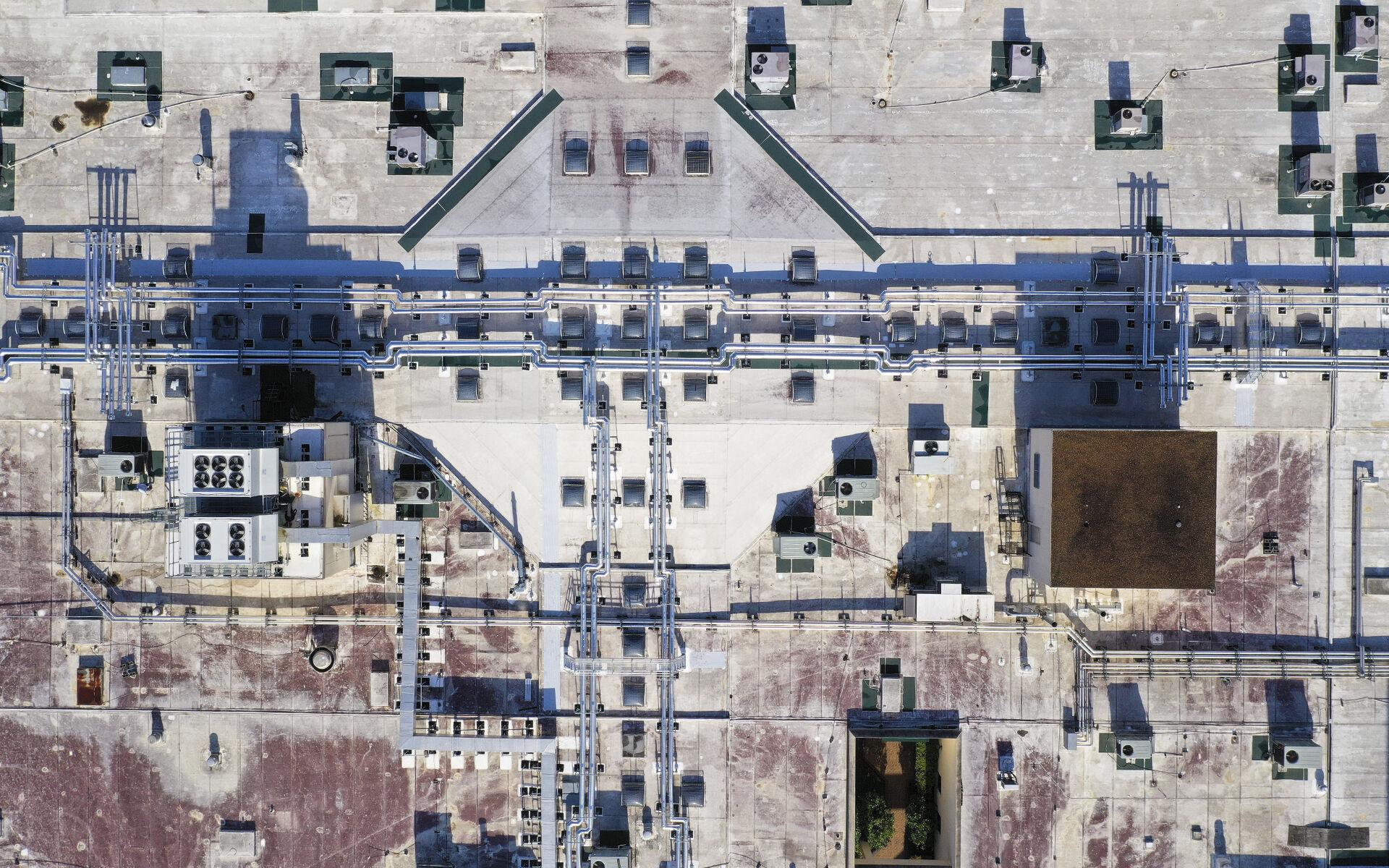 Infrastructure Upgrades - HCA Houston Healthcare Kingwood