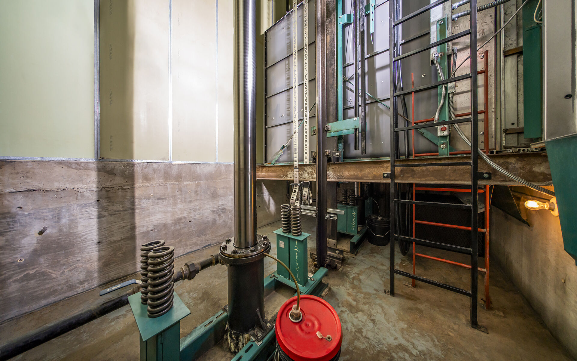 Elevator Modernization - Rio Grande Regional Hospital