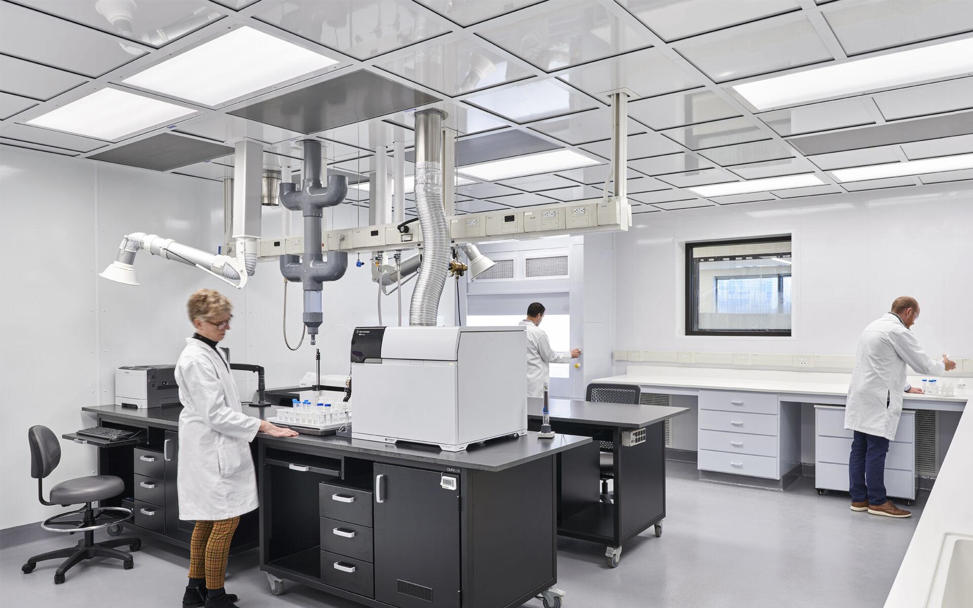 Laboratory Relocation - Food & Drug Administration