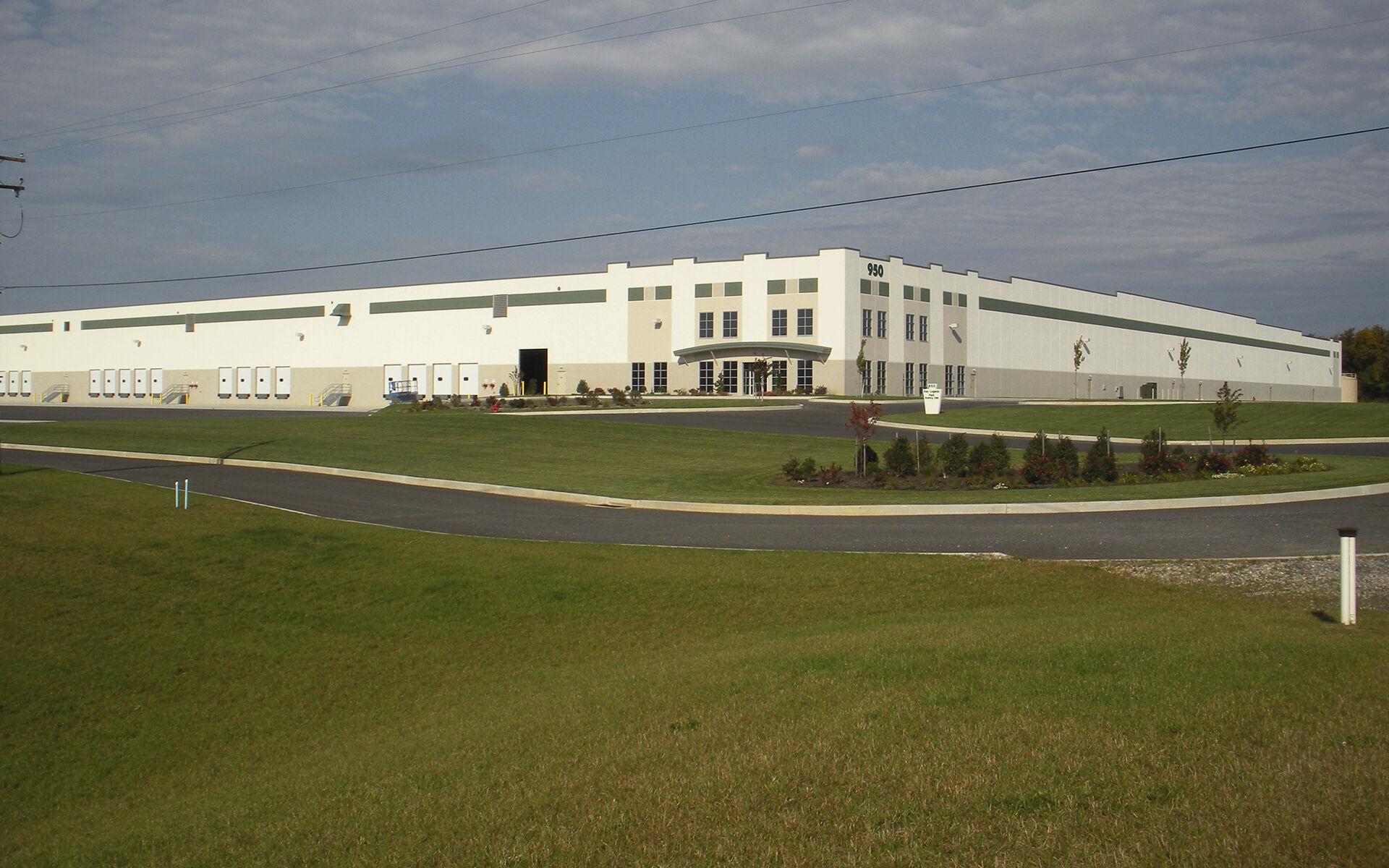 Office Depot Distribution Warehouse