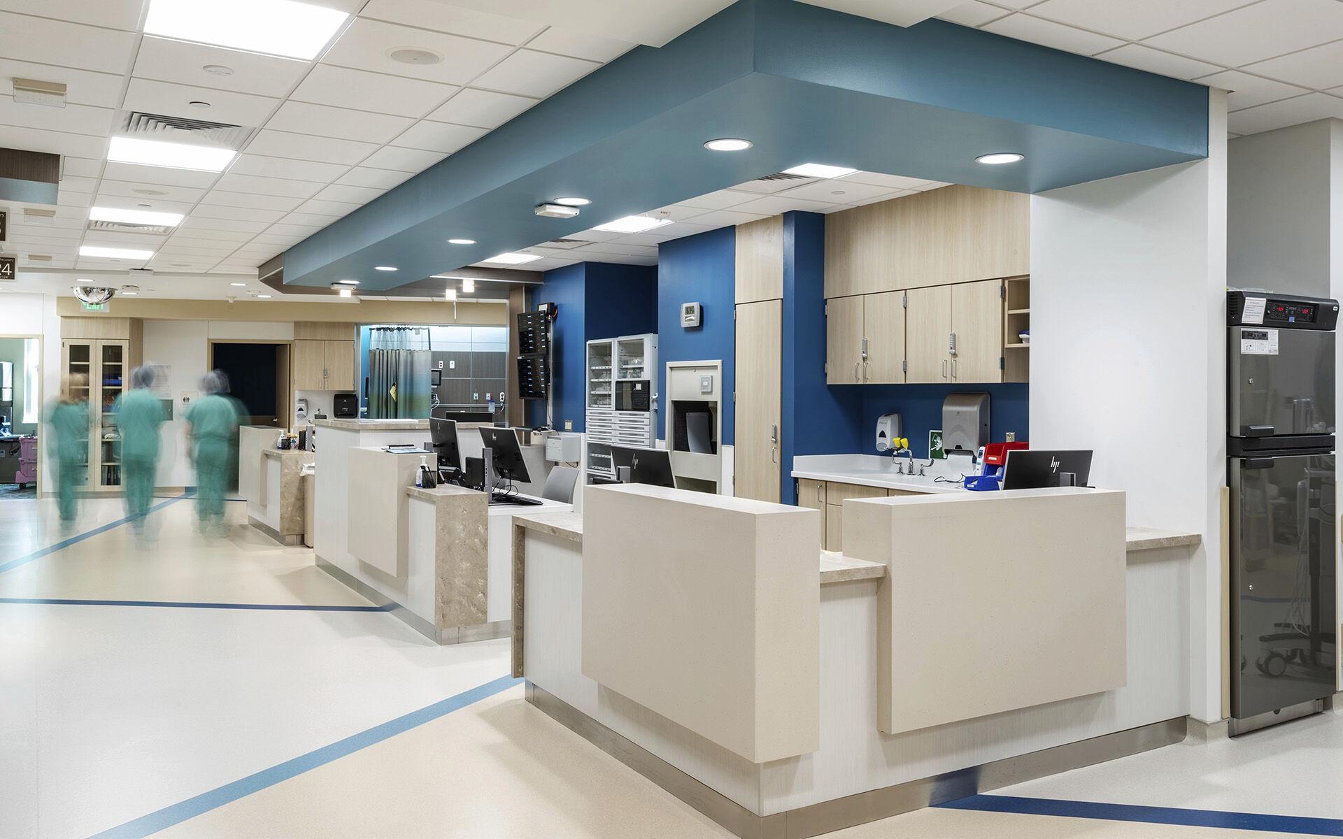 Indian Creek Campus Expansion - The University of Kansas Hospital