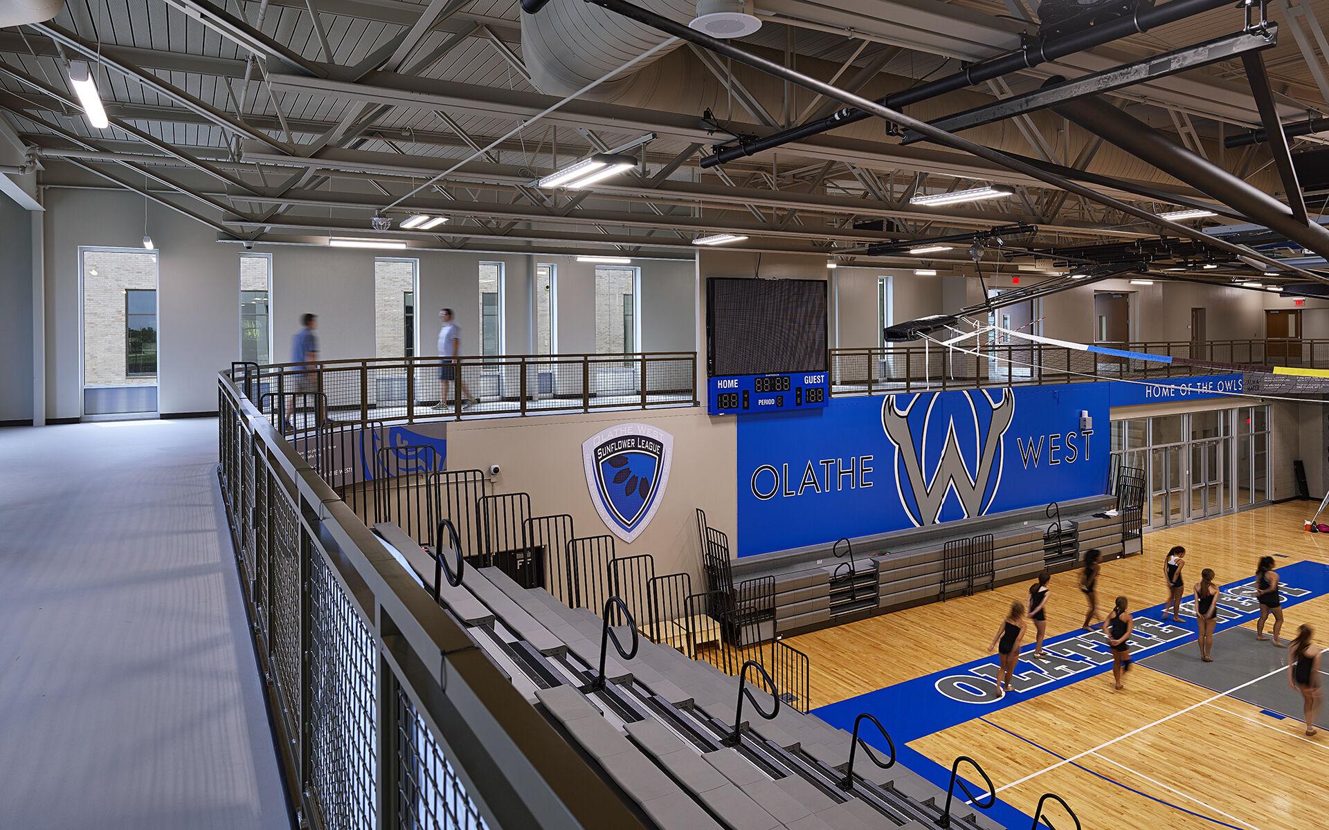 Olathe West High School - Olathe Public Schools USD 233