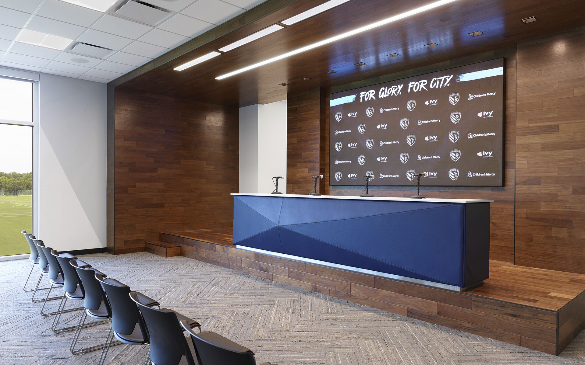 Pinnacle National Development Center - Sporting KC & US Soccer