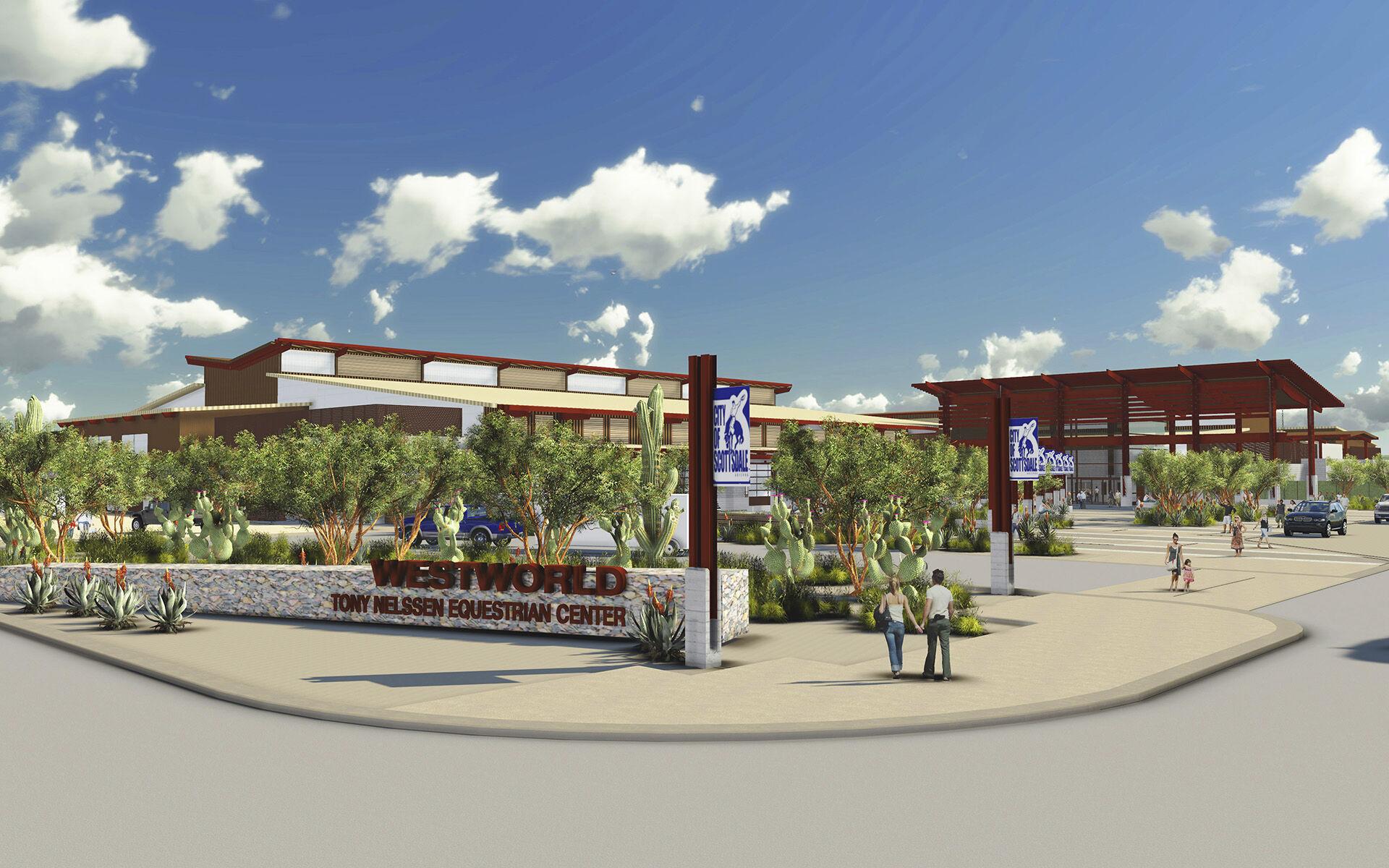 Tony Nelssen Equestrian Center - WestWorld of Scottsdale