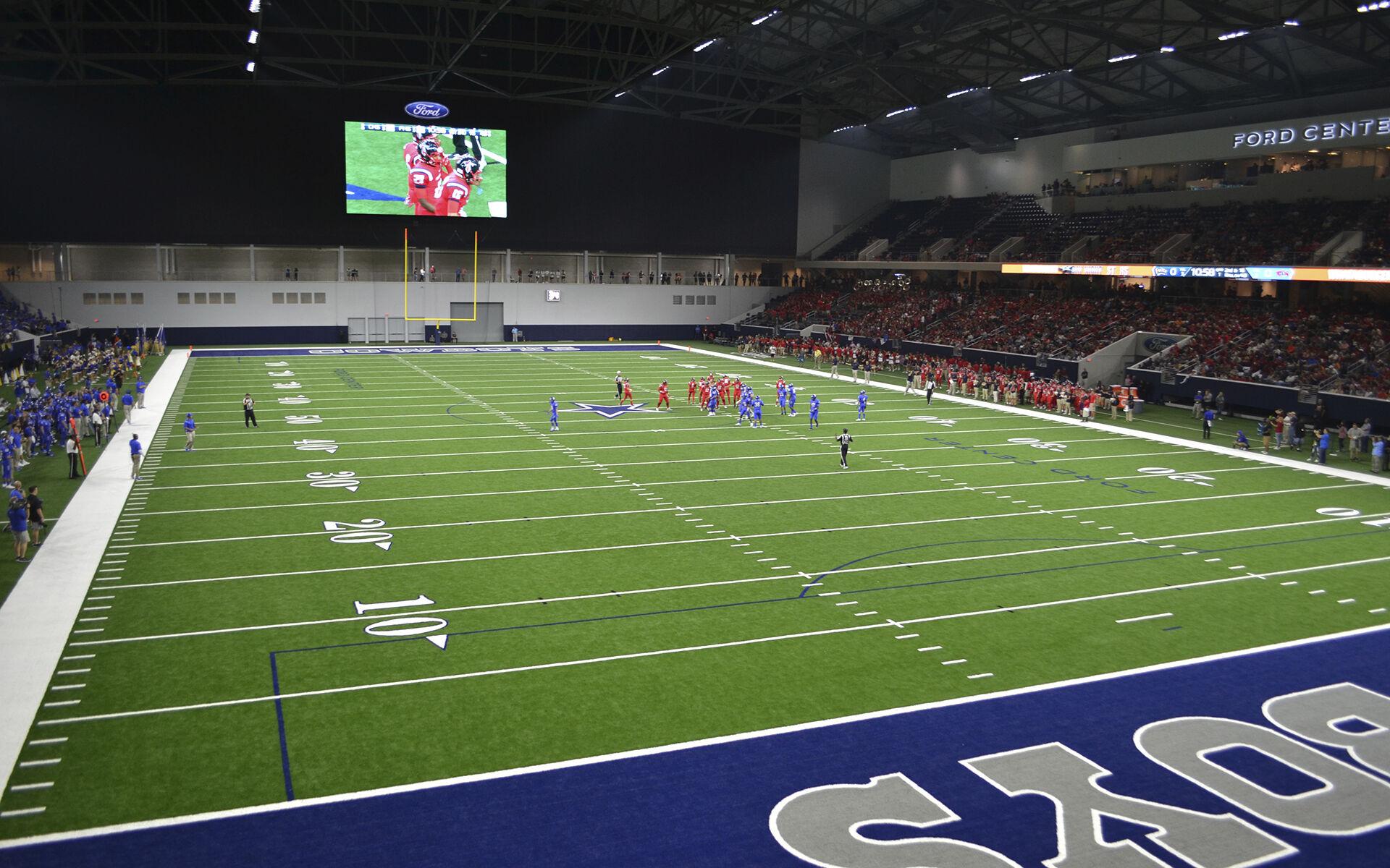 Ford Center Stadium & Training Facility - Dallas Cowboys