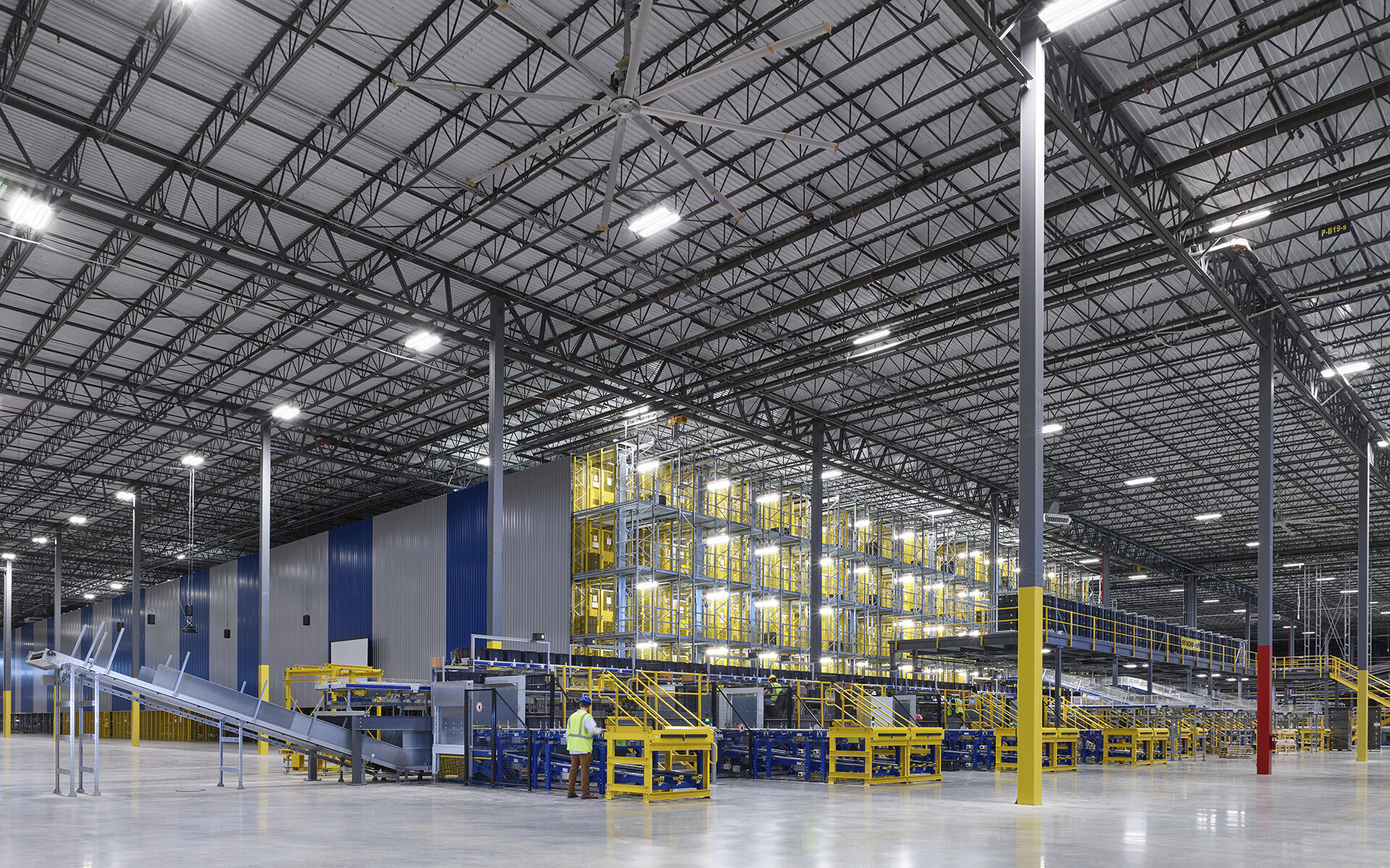 Lowe's e-Commerce Distribution Center