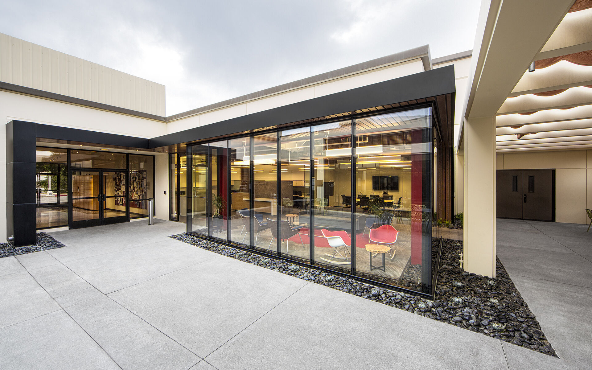 Soll Center for Student Opportunity - Claremont McKenna College