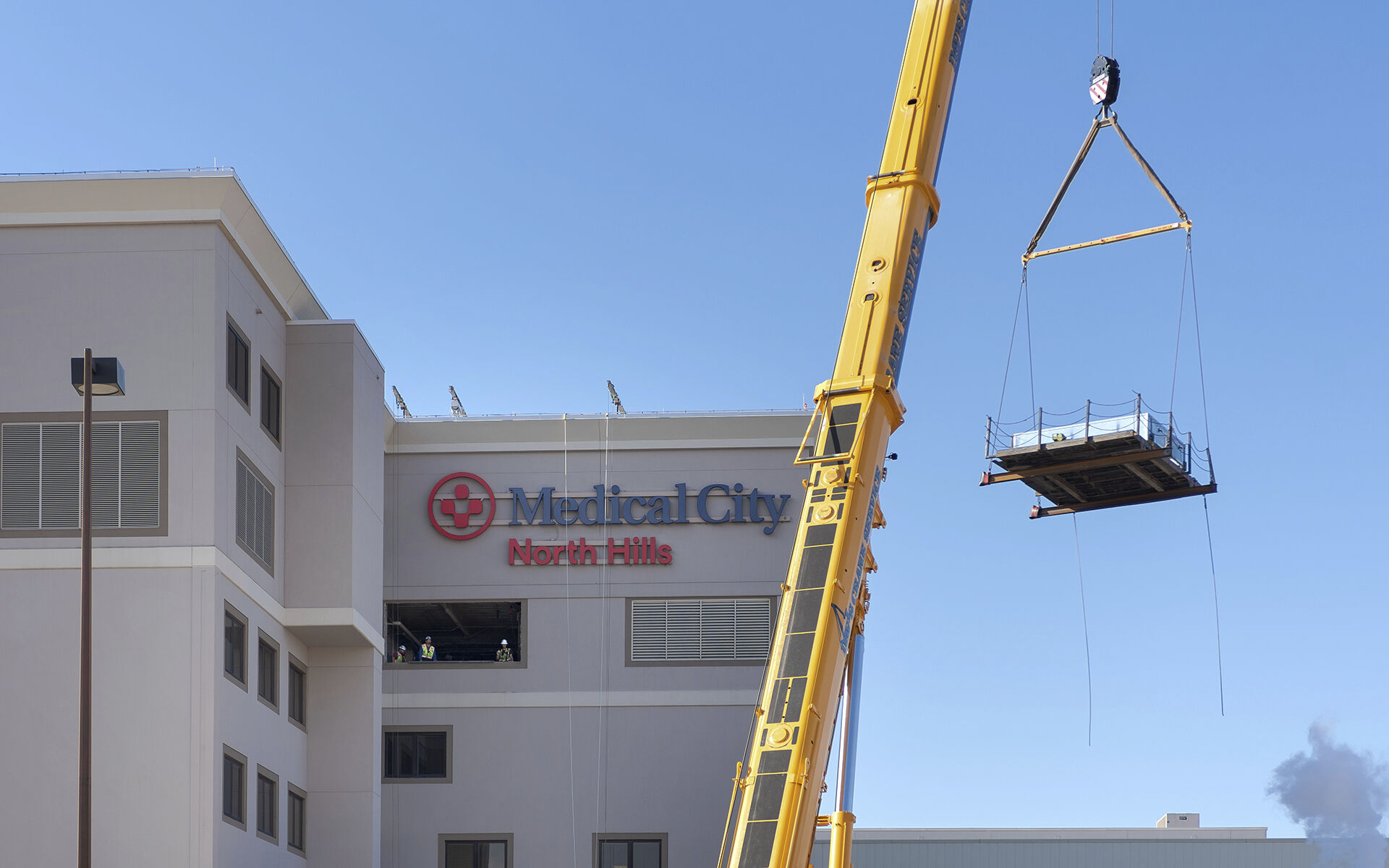AHU Replacements - Medical City North Hills Hospital