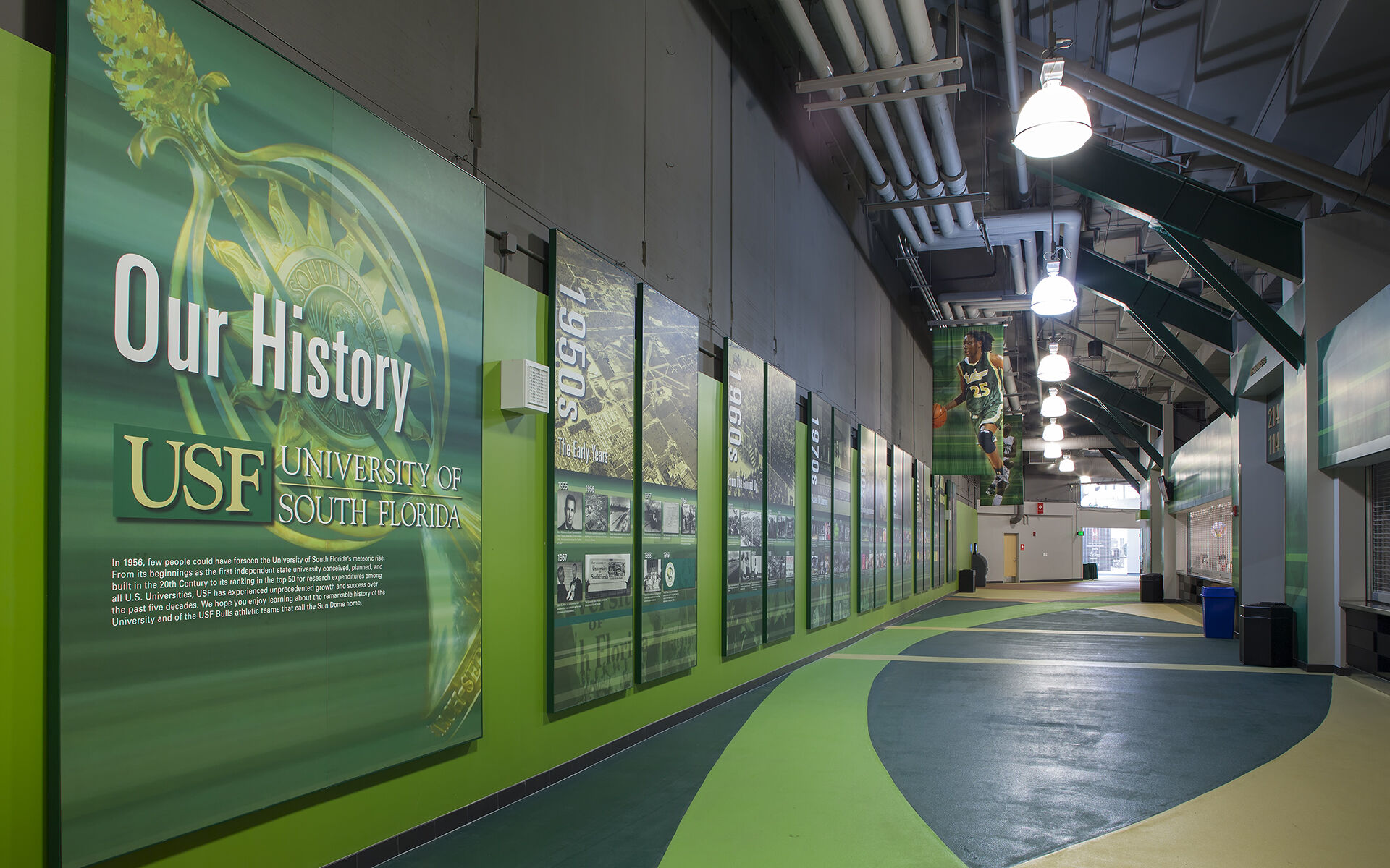 Yuengling Center Improvements - University of South Florida