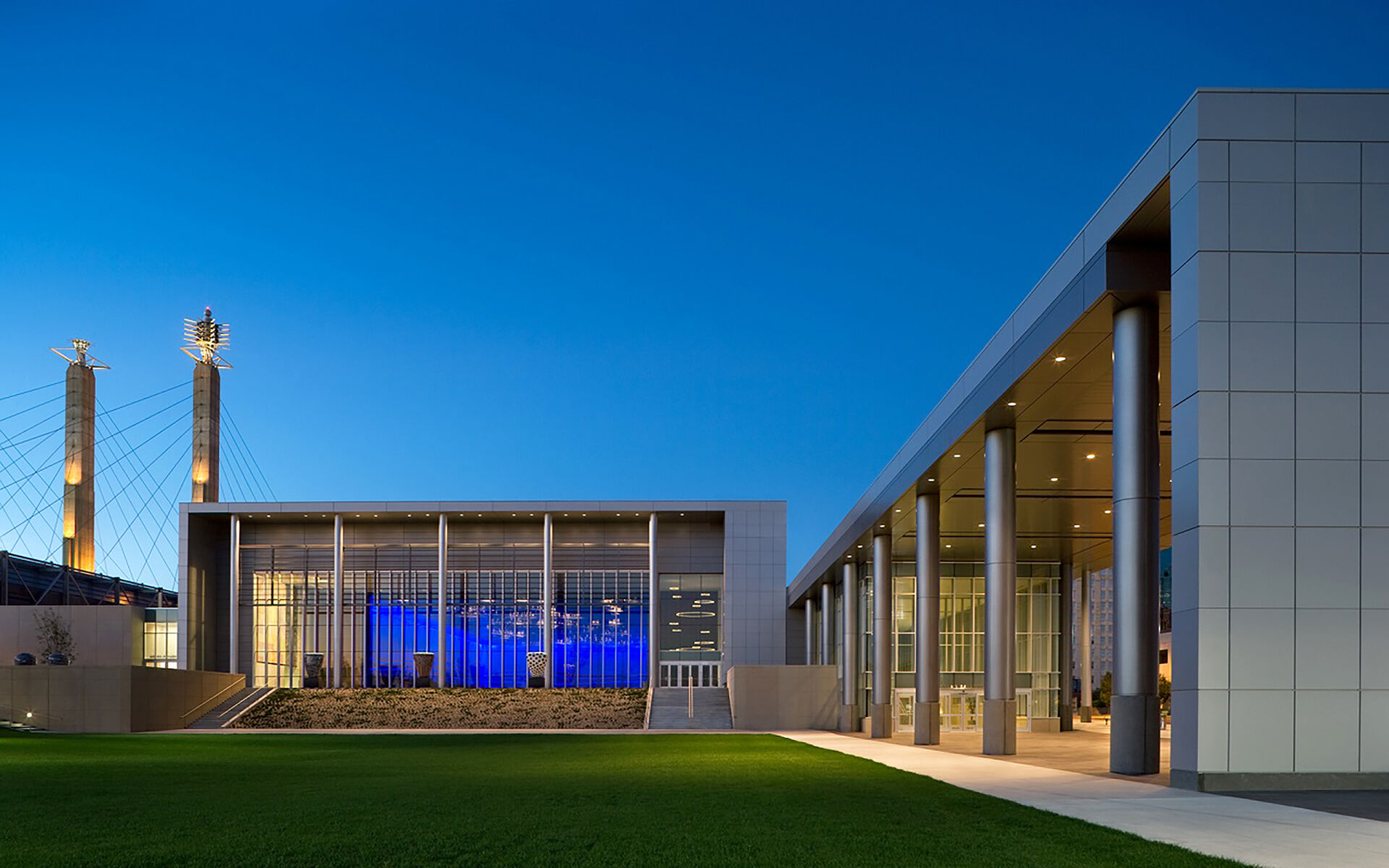 Expansion & Remodel - Bartle Hall Convention Center