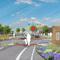 Project shot of Mississippi Drive Improvements