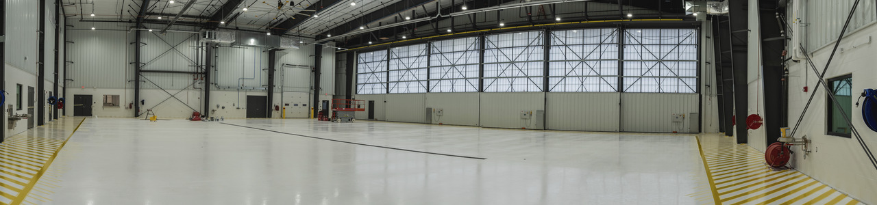 Des Moines Flying Services, Des Moines International Airport, Iowa