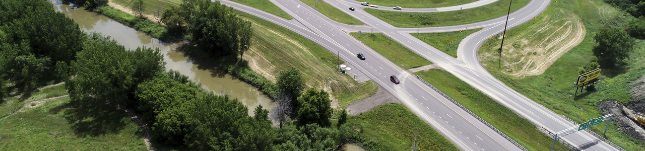TH 169 Levee, MnDOT District 7