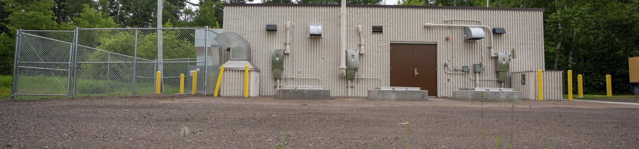 Main Lift Station, City of Two Harbors, Minnesota