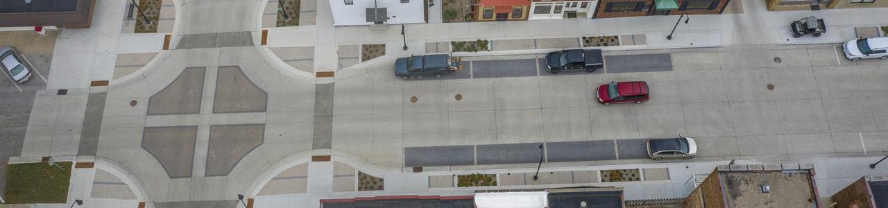 Dodge Street Improvements, City of Algona, Iowa