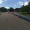 Project shot of Campbell Avenue Watermain