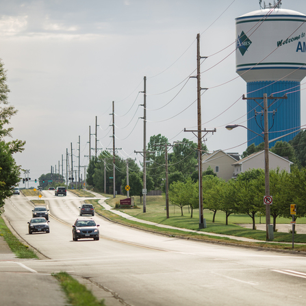 Image of Bloomington Road Improvements, City of Ames, Iowa