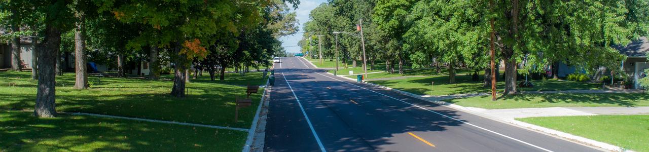 CSAH 40 and 7th Street NE Improvements, City of Long Prairie, Minnesota