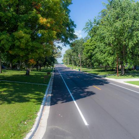 Image of CSAH 40 and 7th Street NE Improvements, City of Long Prairie, Minnesota