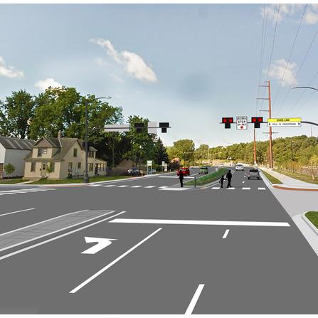 Image of CSAH 61/TH 41 Improvements, Carver County, Minnesota