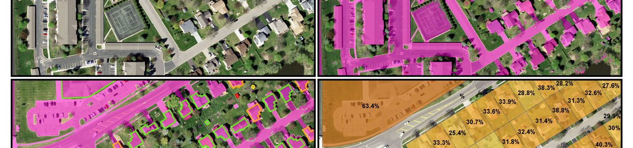 Impervious Surface Mapping, City of Apple Valley, Minnesota