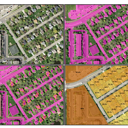 Image of Impervious Surface Mapping, City of Apple Valley, Minnesota