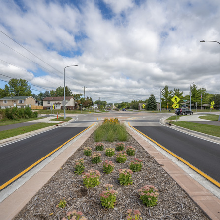 Image of 18th Avenue NW Reconstruction, City of Rochester and Olmsted County, Minnesota