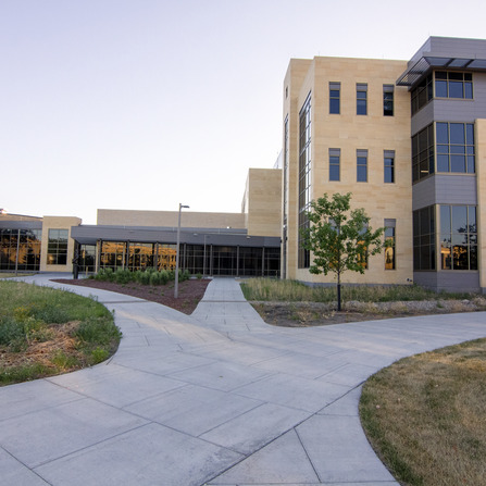 Image of Gustavus Adolphus College Nobel Hall Expansion, Hastings + Chivetta Architects Inc.
