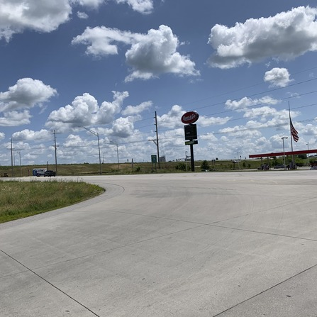 Image of Industrial Park Road & Highway 175 Improvements, City of Ellsworth, Iowa