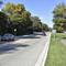 Project shot of Albion Avenue Improvements
