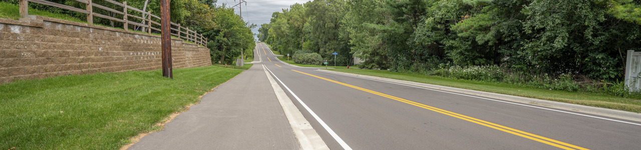 2018 Woodhill Road Improvements, City of Minnetonka, Minnesota