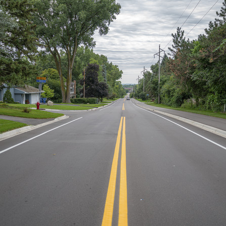 Image of 2018 Woodhill Road Improvements, City of Minnetonka, Minnesota