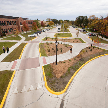 Image of Campus Infrastructure Replacement, North Dakota State College of Science