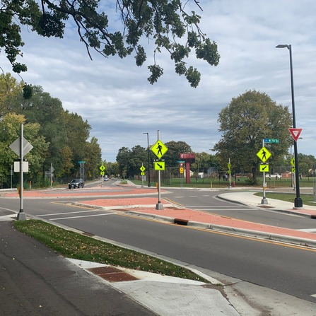 Image of Lyndale Avenue Reconstruction, City of Richfield, Minnesota