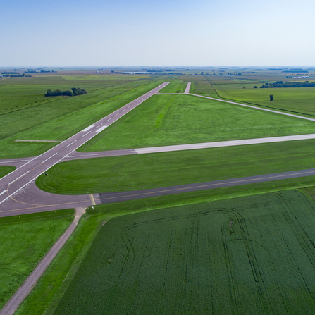 Image of Taxiway C Extension, City of Worthington, Minnesota