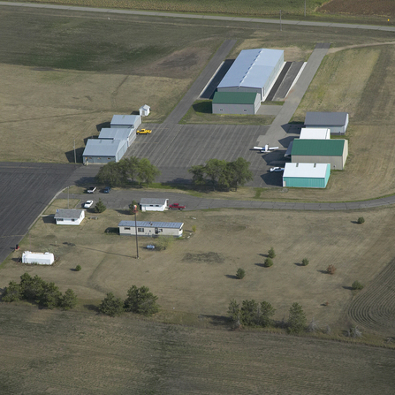 Image of Airport Environmental Assessment, City of Long Prairie, Minnesota