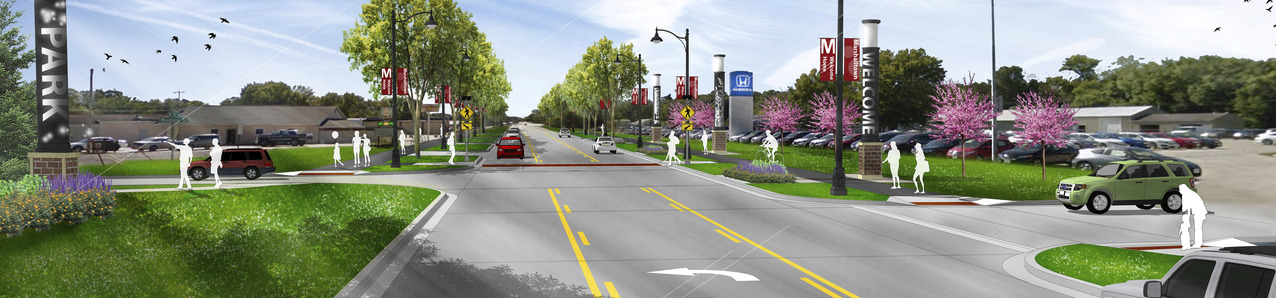 Highway 14 Corridor Study, City of Marshalltown, Iowa