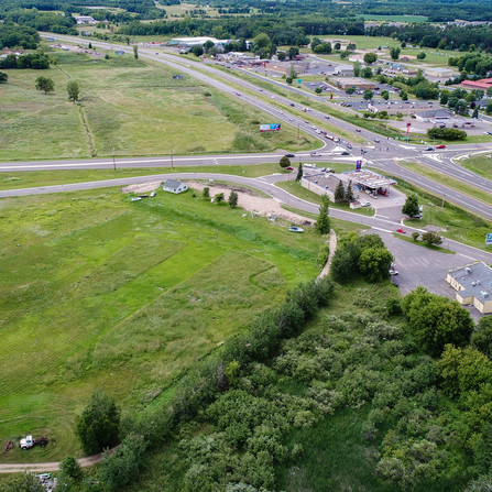 Image of Fremont Drive Realignment, City of Zimmerman, Minnesota