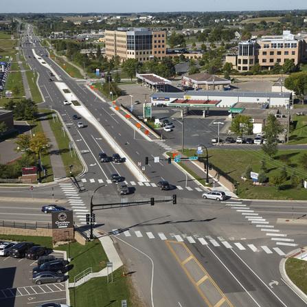 Image of TH 5 Corridor Improvements and EAW, City of Waconia, Minnesota