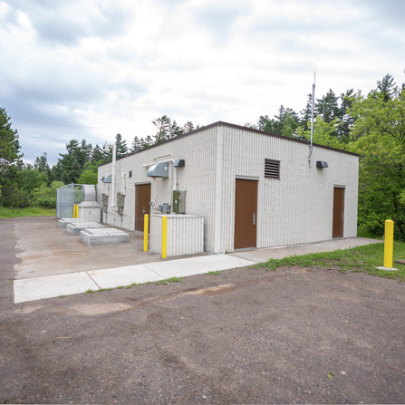 Image of Main Lift Station, City of Two Harbors, Minnesota