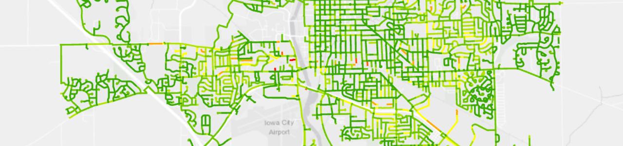 Water Distribution Pressure Zone Improvements, City of Iowa City, Iowa
