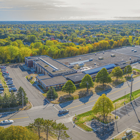 Image of Public Works Expansion, City of Woodbury, Minnesota